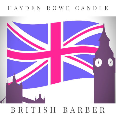 British Barber Scented Wax