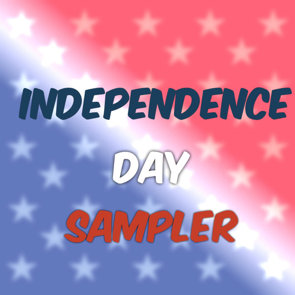 Independence Day Sampler