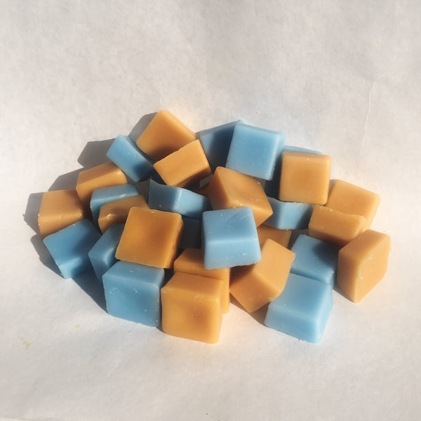 Blue Sugar Vanilla Sandalwood Scented Wax