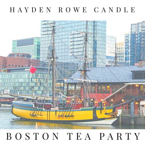 Boston Tea Party Scented Wax
