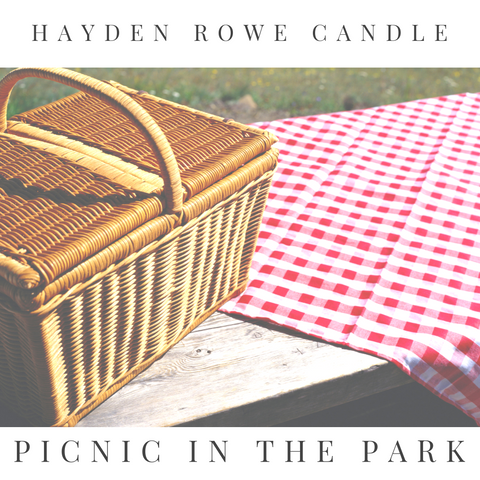 Picnic in the Park Scented Wax