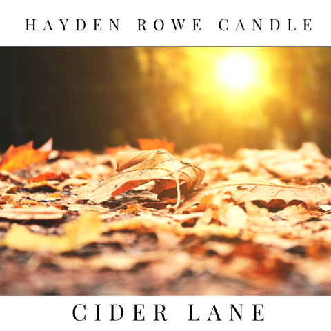 Cider Lane Scented Wax