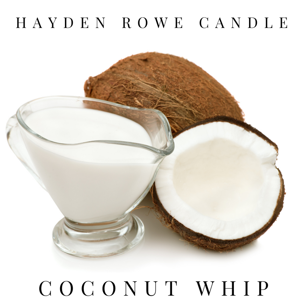 Coconut Whip Scented Wax