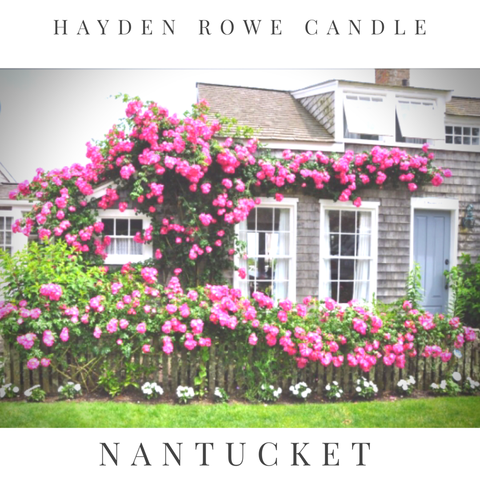 Nantucket Scented Wax