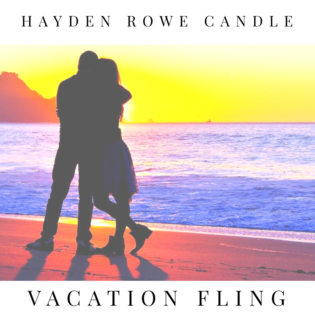 Vacation Fling Scented Wax
