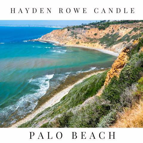 Palo Beach Scented Wax