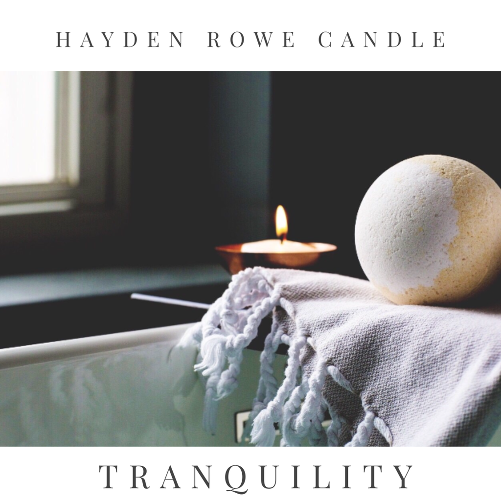Tranquility Scented Wax