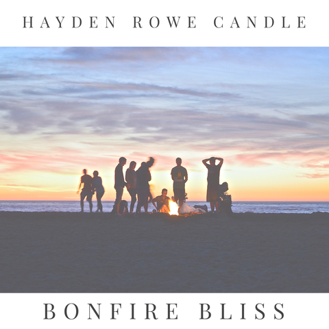 Bonfire Bliss Scented Wax