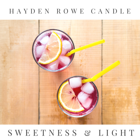 Sweetness & Light Scented Wax