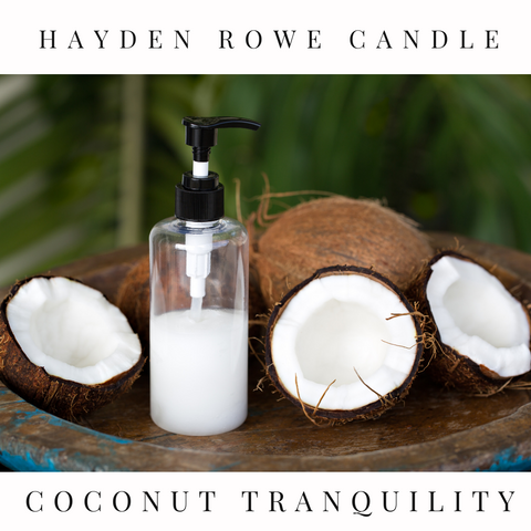 Coconut Tranqulity Scented Wax