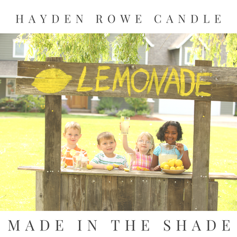 Made In The Shade Scented Wax