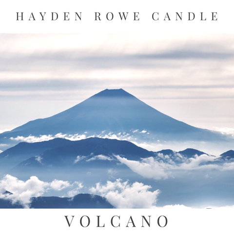 Volcano Type Scented Wax