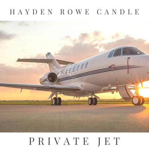Private Jet Scented Wax