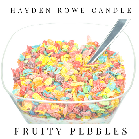 Fruity Pebbles Scented Wax