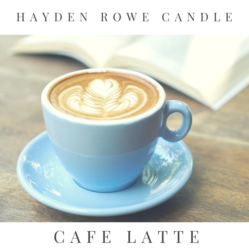 Cafe Latte Scented Wax