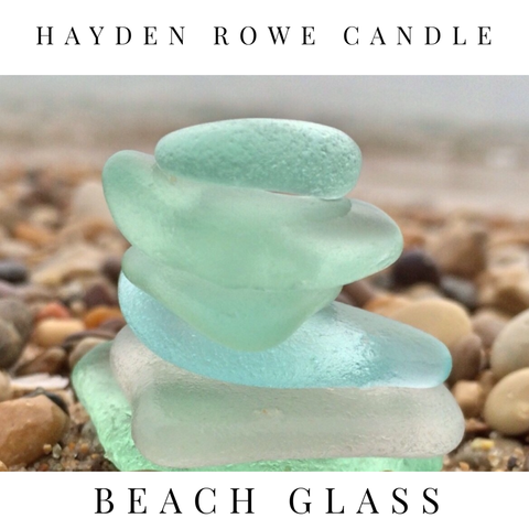 Beach Glass Scented Wax