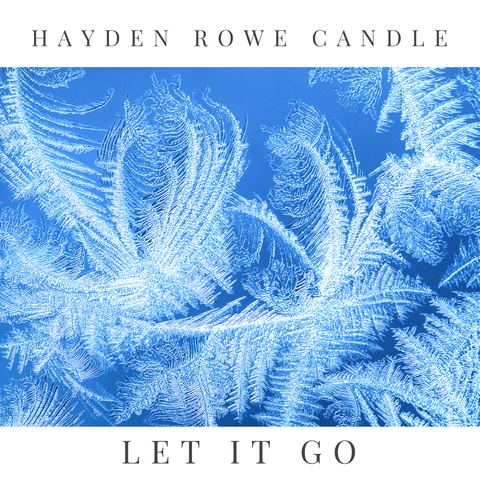 Let It Go Scented Wax