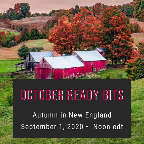 Autumn in New England Ready Bits Sampler