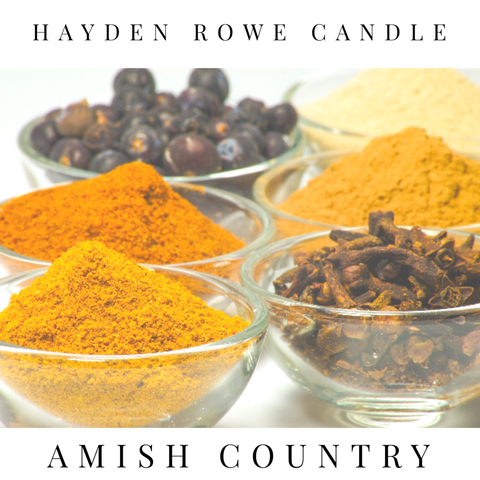 Amish Country Scented Wax