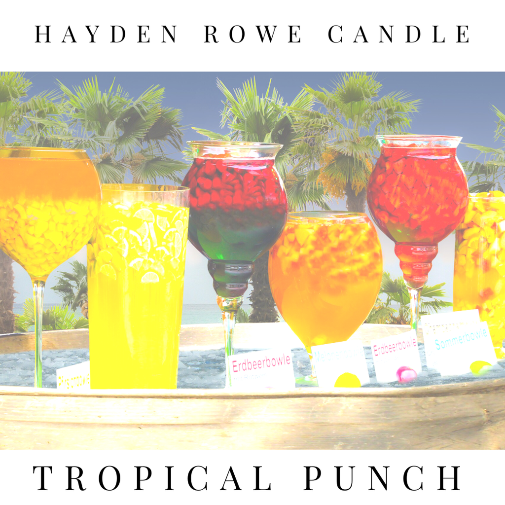 Tropical Punch Scented Wax