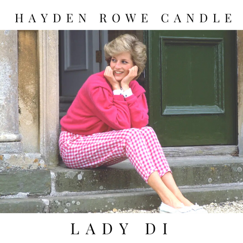 Lady Di Scented Wax