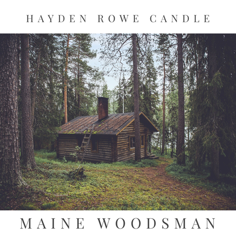 Maine Woodsman Scented Wax
