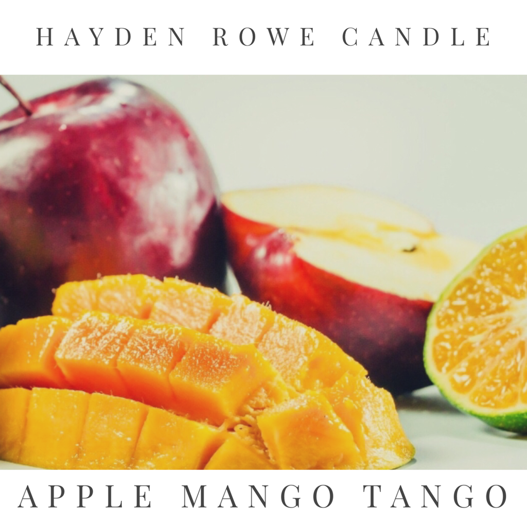 Apple Mango Tango Scented Wax