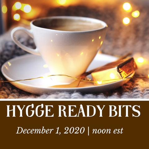 The Hygge Restock Ready Bits Sampler