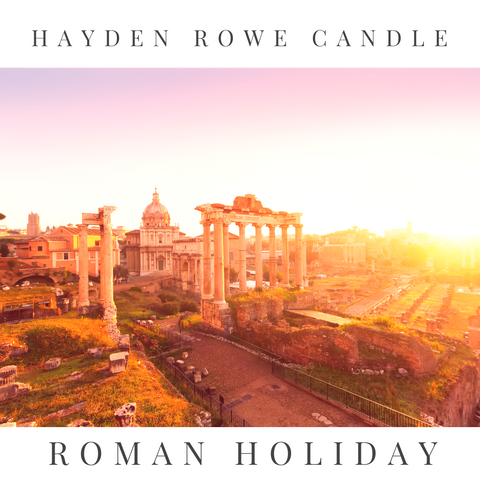 Roman Holiday Scented Wax