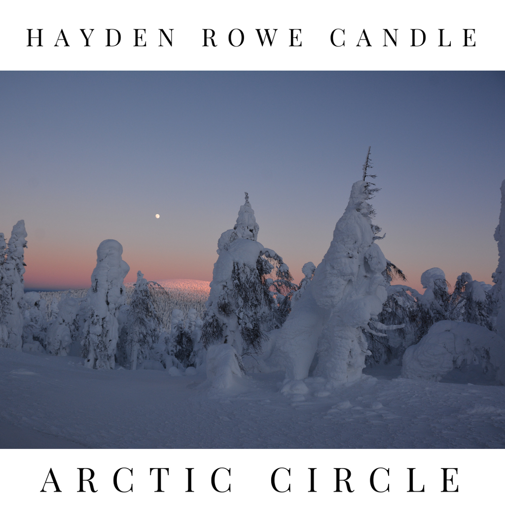 Arctic Circle Scented Wax