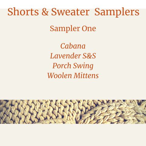 Shorts and Sweater Sampler One
