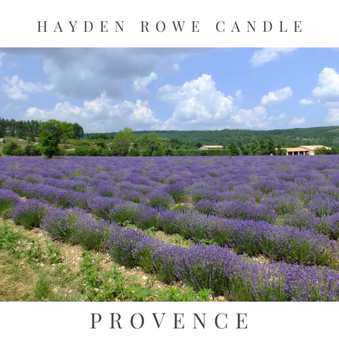 Provence Scented Wax