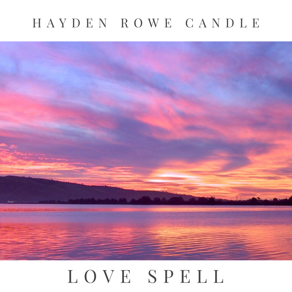 Love Spell Scented Wax