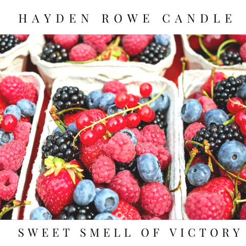 Sweet Smell of Victory Scented Wax