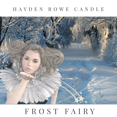 Frost Fairy Scented Wax