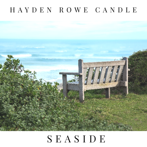 Seaside Scented Wax