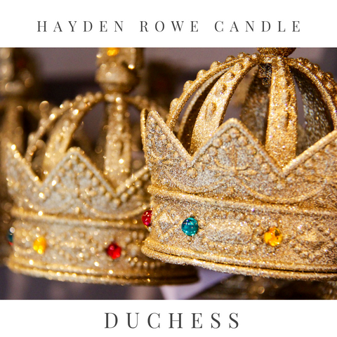 Duchess Scented Wax