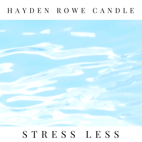 Stress Less Scented Wax