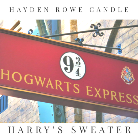 Harry's Sweater Scented Wax