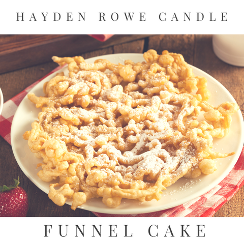 Funnel Cake Scented Wax