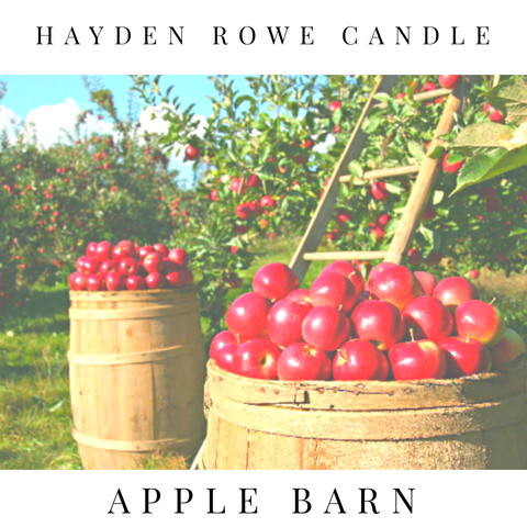 Apple Barn Scented Wax