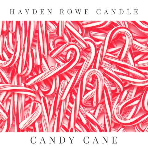 Candy Cane Scented Wax