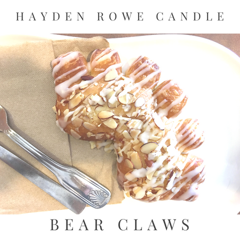 Bear Claws Scented Wax