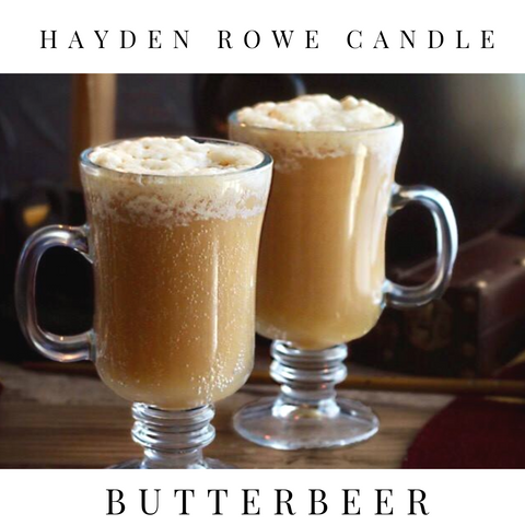 Butterbeer Scented Wax