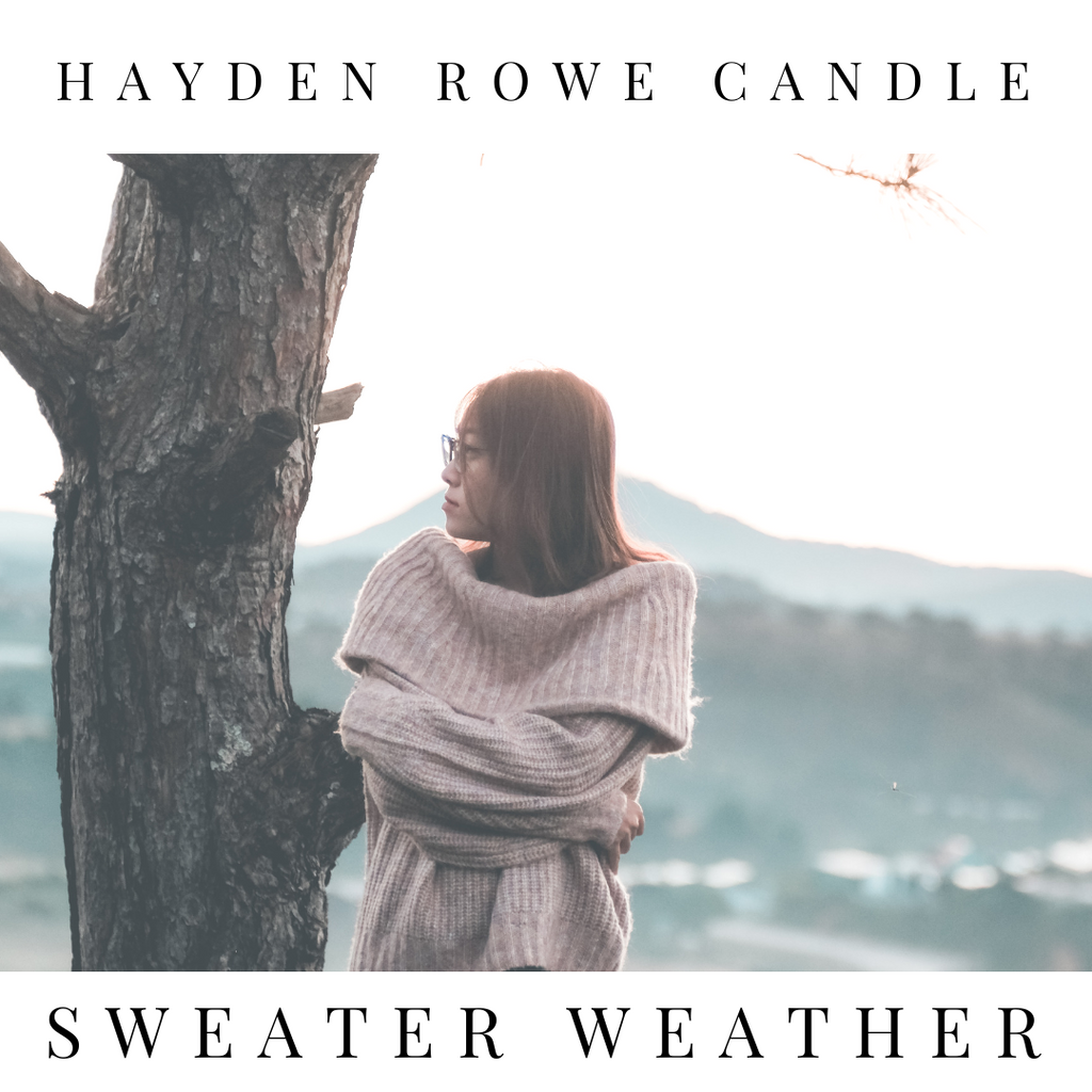 Sweater Weather Scented Wax