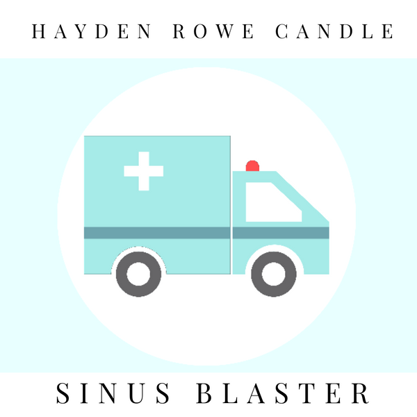 Sinus Blaster Scented Wax