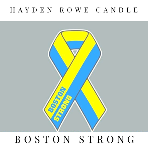 Boston Strong Scented Wax