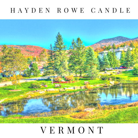 Vermont Scented Wax