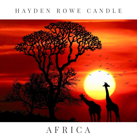 Africa Scented Wax