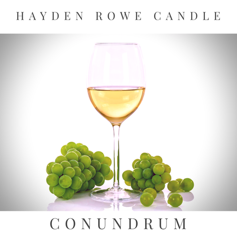 Conundrum Scented Wax